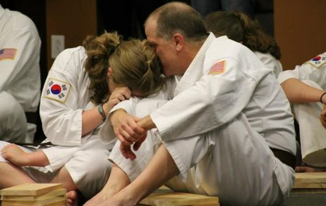 Amanda Puhse Bonds with Her Father Over Taekwondo