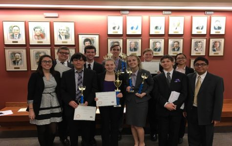 Speech and Debate Competes in Jefferson City