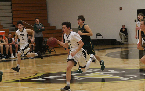 2/1 JV Boys Basketball vs. Lindbergh [Photo Gallery]