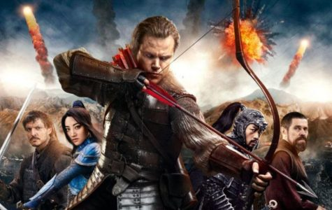 """The Great Wall"" Movie Review"