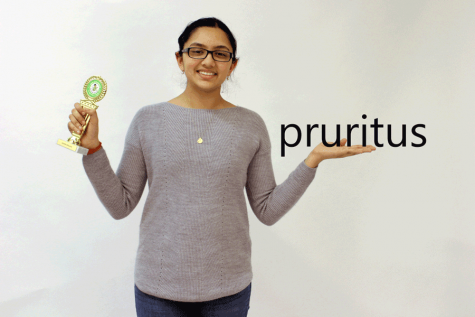 Uma Upamaka's Success In Spelling