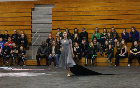 Winter Guard Season Coming to an End