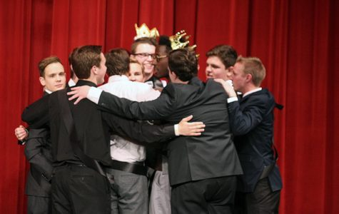 Boys of FHN Compete in StuCo's Annual Mr. FHN Pageant