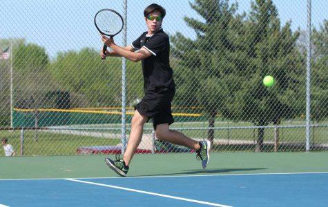 4/12 Boys Tennis vs. SCHS [Photo Gallery]