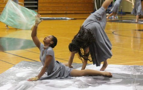 Winter Guard Advances to World Championships