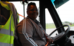 Robin Hamlin Has Been Driving Buses for More Than 30 Years