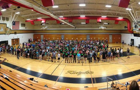 Class of 2021 To Attend Freshmen Transition Day in August