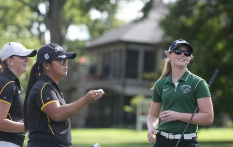 Q&A with Girls' Golf Coach Chris Whitthaus