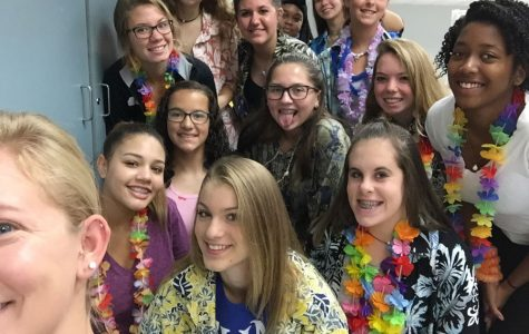 9-19 Hawaiian Day [Photo Gallery]
