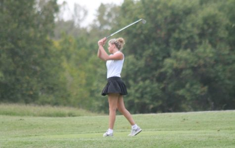 9-12 Girls varsity golf FHN vs FHC [Photo Gallery]