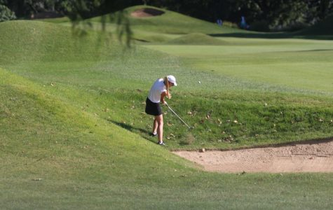 9-14 Girls Varsity Golf FHN vs Incarnate World [Photo Gallery]
