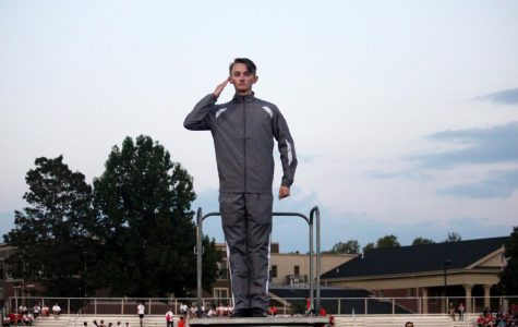 9-9 O'Fallon Township High School Marching Band Competition