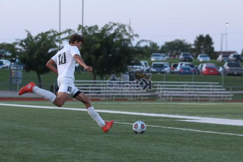 Varsity Soccer Falls to Howell 1-0 to Snap Five Game Win Streak