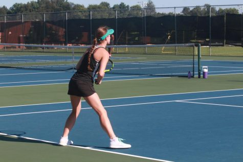 8-23 Tennis vs FHC [Photo Gallery]