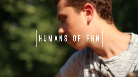 Humans of FHN | Darius Cazacu