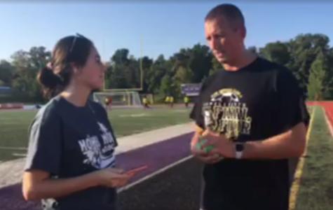 Facebook Live Interview with Boys Soccer Coach Scheller 9/19 [Facebook Live]