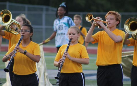 8-24 Francis Howell Marching Band Preview [Photo Gallery]
