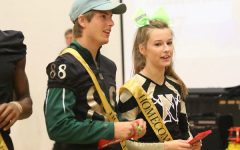 Homecoming Court Announced at 2017 Pep Assembly