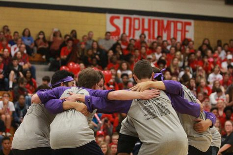 FHN Homecoming Pep Assembly: Studline