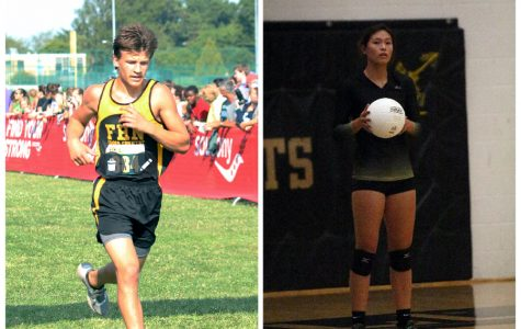 Athletes of the Week: Q&A's with Peyton Hebert and Kira Ward