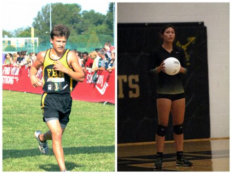Athletes of the Week: Q&A's with Peyton Hebert and Kira Ward