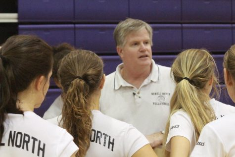Varsity Volleyball Ends Season on a High Note: Hopes for Districts