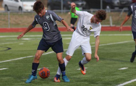 10/4 JV soccer vs. Timberland [Photo Gallery]