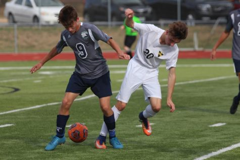 10/4 JV soccer vs. Timberland [Photo Gallery]