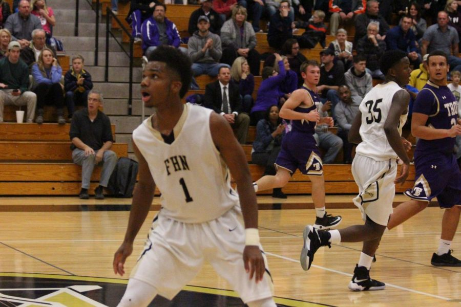 Boys Basketball Enters Season with New Attitude