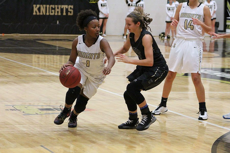 Girls Basketball Comes Into Season With a Better Team Atmosphere