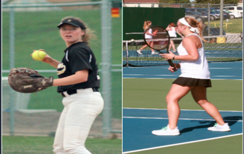 Athletes of the Week: Q&A's with Reilly Harris and Janae Watkins