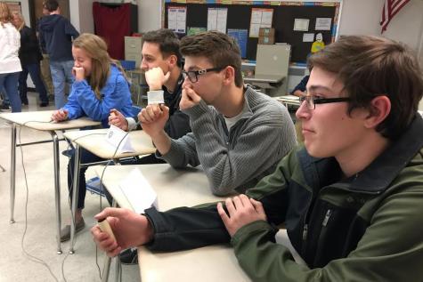 Scholar Bowl Starts Off Season with FHSD High School Scrimmage