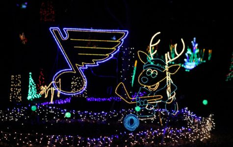 Best Places Around St. Louis to Find Christmas Lights