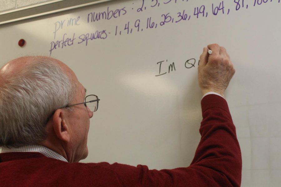 2. Substitute Teacher James Edwards Past is the Reason He Shares His Well-known Saying