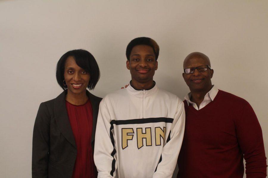 Junior Tyler Haynes is a Key Member of the Boys Varsity Basketball Team