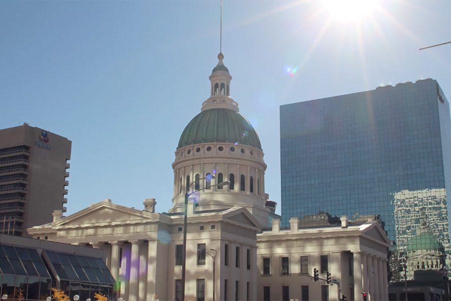 Saint Louis   Downtown