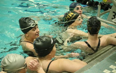 Rituals and Traditions of the Girls Swimming Team [Infographic]