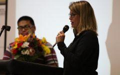 PLTW Biomedical Teacher Dawn Hahn Receives Teacher of the Year Award