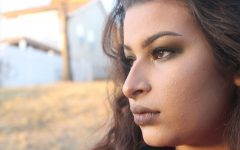 Junior Eve Abuazza Uses Makeup as a Stress Reliever [Photo Gallery+Story]