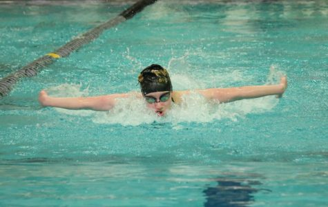 1/9 Girl's Swim vs THS and FHHS [Photo Gallery]