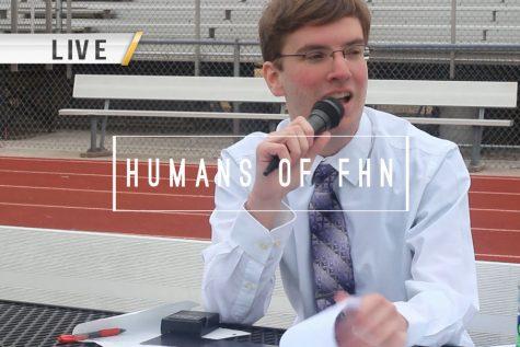 Humans of FHN | Dominic Hoscher