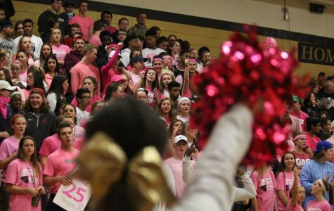 """Boys and Girls Basketball Host Tenth Annual """"Pink Out"""" Game"""