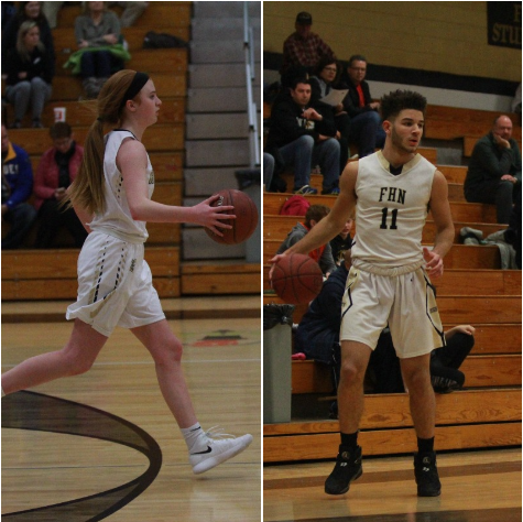 Athletes of the Week: Anthony Hople and Isabelle Delarue
