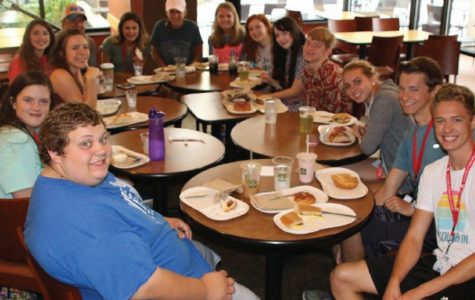 Students Choose to Devote Their Free Time Into a Youth Group