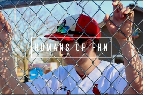 Humans of FHN | Colin St. Aubin