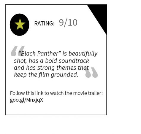 """A Priceless Review: """"Black Panther"""""""