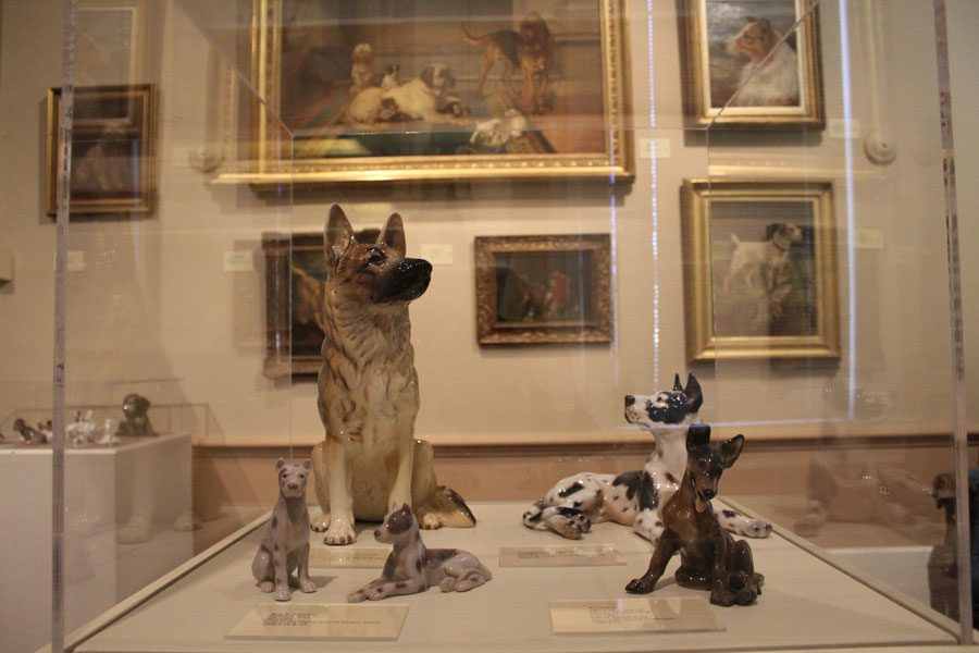 The Kennel Club Museum of the Dog is an Authentic Experience for Both the Art Connoisseur and the Canine