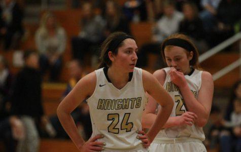 1-16 Varsity Girls Basketball vs Timberland [Photo Gallery]