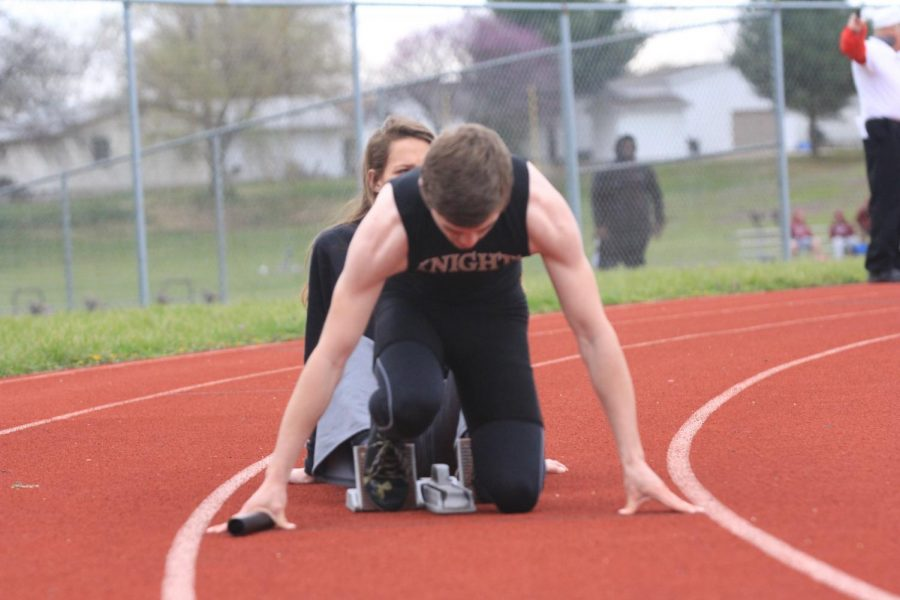 Sprinters Prepare for an Action Packed Season