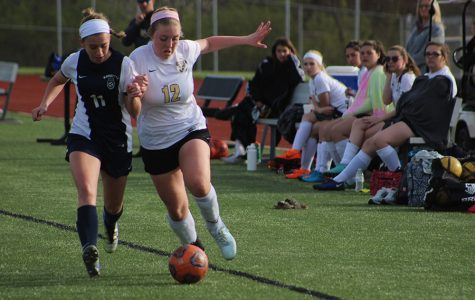 4/20 JV Girls Soccer vs. Marquette [Photo Galley]